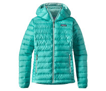 Down - Outdoorjacke - Blau