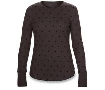 Kinzel - Langarmshirt für Damen - Braun