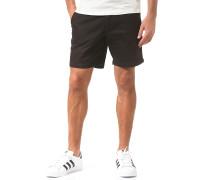 Flex - Chino Shorts für Herren - Schwarz