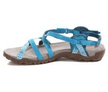 Terran Lattice Outdoor - Sandalen für Damen - Blau