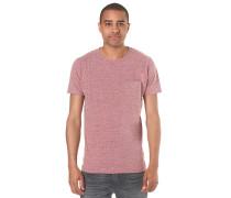 Tee - T-Shirt für Herren - Rot