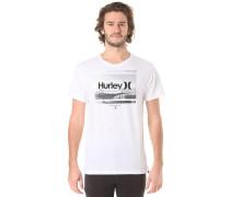 Tempo Photo - T-Shirt für Herren - Weiß
