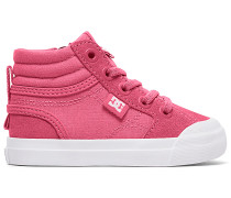 Evan High Sneaker - Pink