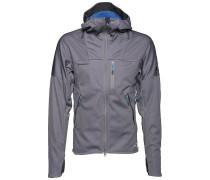 Ultimate Hoody Softshell - Jacke für Herren - Grau