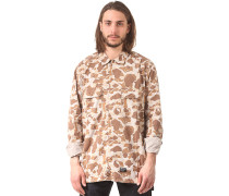 Mission L/S Hemd - Camouflage