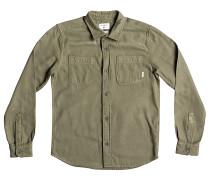 Bomie - Hemd für Jungs - Grün