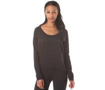 Silky Fair - Langarmshirt für Damen - Schwarz