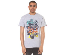 OTW Checker Blaster - T-Shirt für Herren - Grau