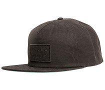 Die Cut - Snapback Cap für Herren - Schwarz