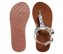 Atlantis - Sandalen für Mädchen - Silber