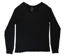 Regular Reglan - Sweatshirt für Herren - Schwarz
