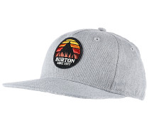 Underhill - Snapback Cap für Herren - Grau