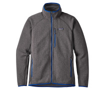 Performance Better - Fleecejacke - Grau