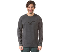 Möwe - Sweatshirt für Herren - Schwarz