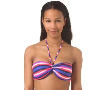 Sol Searcher Twisted - Bikini Oberteil für Damen - Mehrfarbig