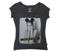 Bombing Crew - T-Shirt für Damen - Grau