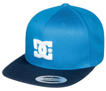 Snappy - Snapback Cap - Blau