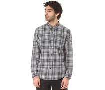 Porter L/S - Hemd für Herren - Schwarz