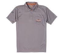 Side - Polohemd für Herren - Grau