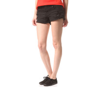 Lite Hearted-Side TI - Shorts für Damen - Schwarz