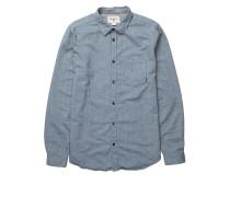 All Day Oxford L/S - Hemd für Herren - Blau