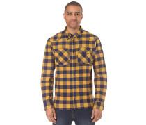 Wilcox - Hemd für Herren - Gelb