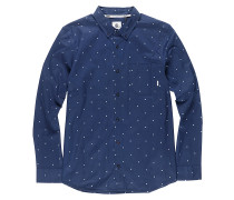Lawton L/S - Hemd für Herren - Blau