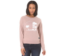 Cali Crewneck - Sweatshirt für Damen - Pink