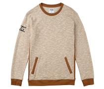 Entourage Crew - Sweatshirt für Herren - Braun