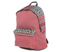 Mapuche Dome - Rucksack für Damen - Rot