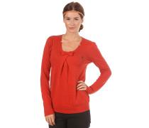 Sin Ombre - Sweatshirt für Damen - Rot