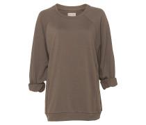 Adele - Sweatshirt für Damen - Braun