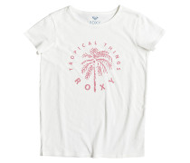 Galaxy Light - T-Shirt für Mädchen - Weiß