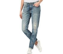 Midge Saddle Boyfriend Hawking - Jeans für Damen - Blau