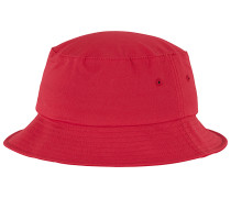Cotton Twill BucketHut Rot