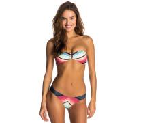 Surf Daze Bandeau - Bikini Set für Damen - Blau