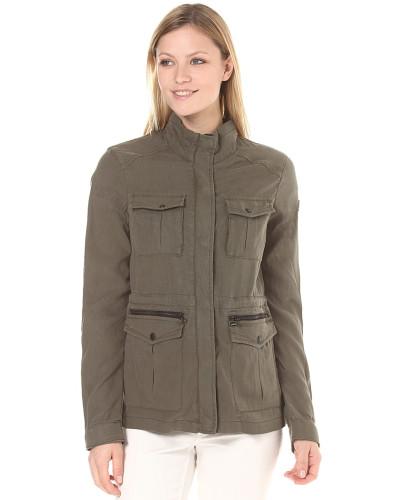 Fuchsie - Jacke für Damen - Grün