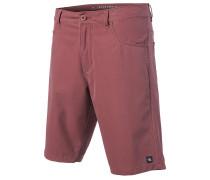 """Everyday 19"""" - Shorts für Herren - Rot"""