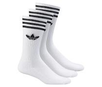 Solid Crew Socken - Weiß