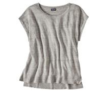 LW Linen - Top für Damen - Grau