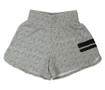 Bless Iconic - Shorts für Damen - Grau