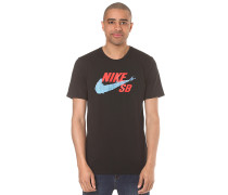 Dry S+ Denim - T-Shirt für Herren - Schwarz