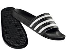 Adilette - Sandalen für Herren - Schwarz