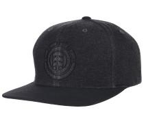 Knutsen - Snapback Cap - Schwarz