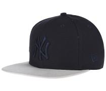 Crafted MLB Classic New York YankeesSnapback Cap Schwarz