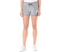 Wash - Shorts für Damen - Grau
