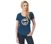 Wisler - T-Shirt für Damen - Blau