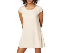 Embroidered - Kleid für Damen - Weiß