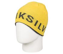 Heatbag - Mütze für Herren - Gelb