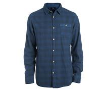 Check It L/S - Hemd für Herren - Blau